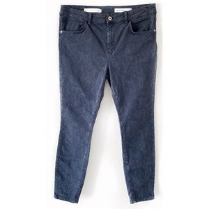 Pilcro and the Letterpress Jeans - PILCRO & THE LETTERPRESS HIGH RISE SKINNY JEANS 32